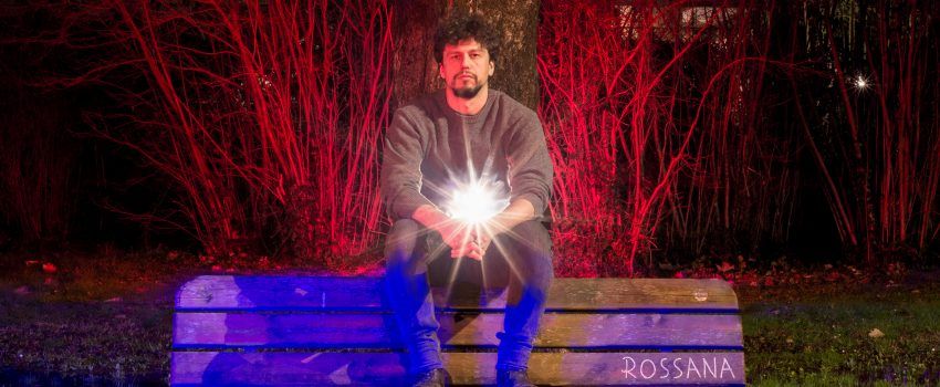 "Francesco Perissi XO releases his new electronic avant-pop concept album ""ROSSANA"" today"